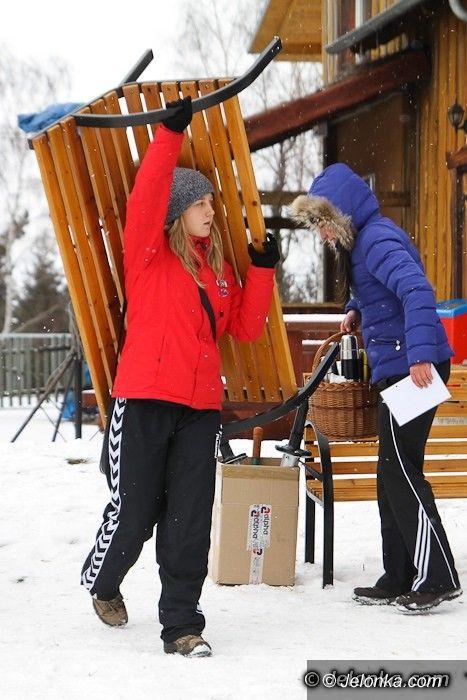 Jeżów Sudecki: Zimowy maraton rowerowy przeszedł do historii