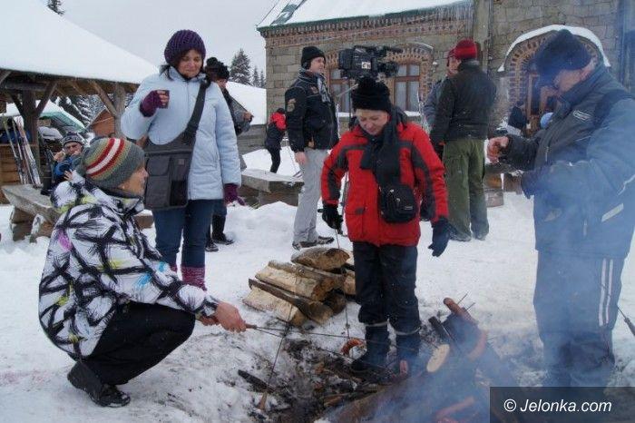 Region: Niepełnosprawni wybrali się na wyprawę w Góry Izerskie
