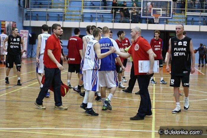 II-liga koszykarzy: Sudety bez argumentów w meczu przeciwko GTK