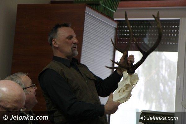 Region: Oceniano poroża jeleni, pozyskane w Kotlinie Jeleniogórskiej