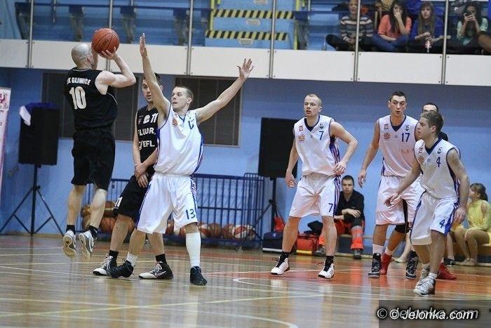 II-liga koszykarzy: Pewna wygrana Sudetów w Kłodzku