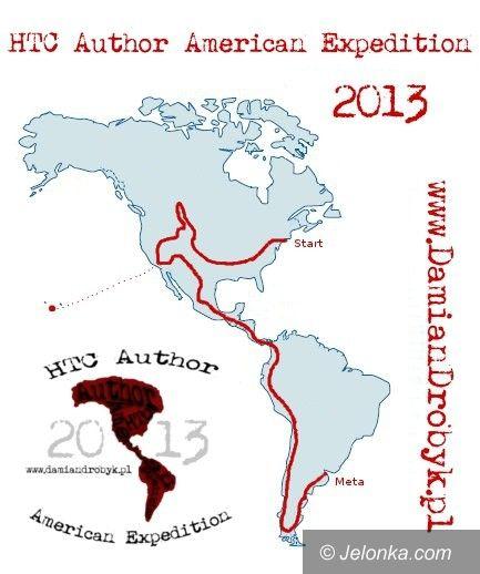 Jelenia Góra/Świat: Rowerowa wyprawa na drugim krańcu świata