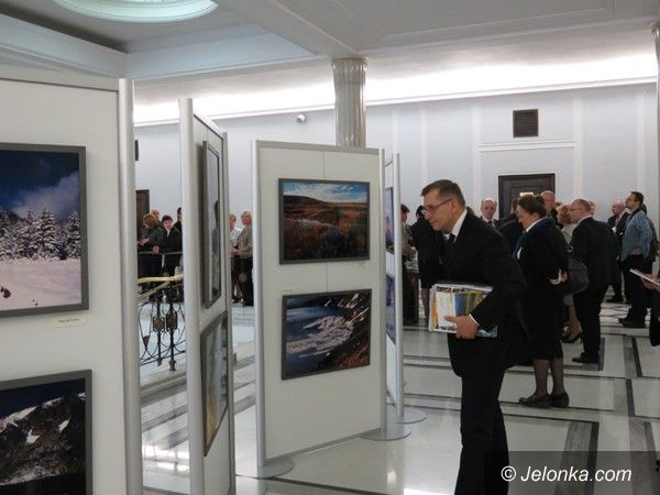 Jelenia Góra: Karkonosze podbiły Sejm