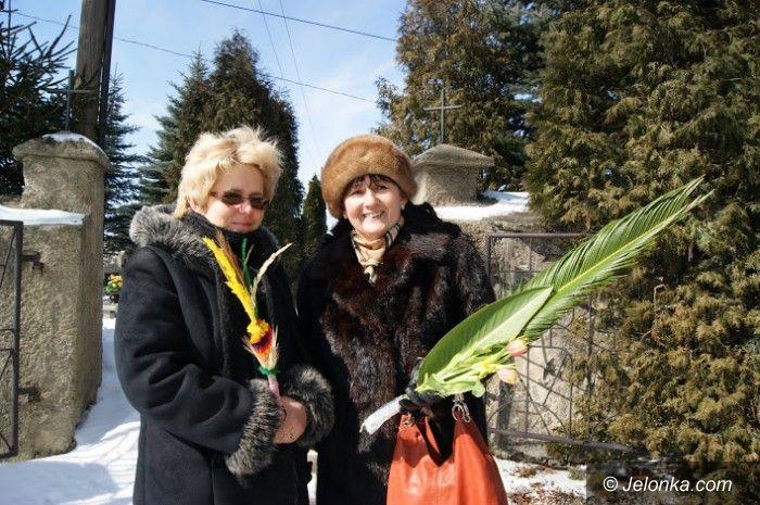 Jelenia Góra: Jeleniogórzanie świętowali wczoraj Niedzielę Palmową