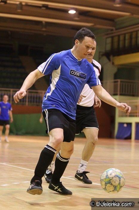 Jelenia Góra: Grali piłkarze z Jeleniogórskiej Ligi Biznesu