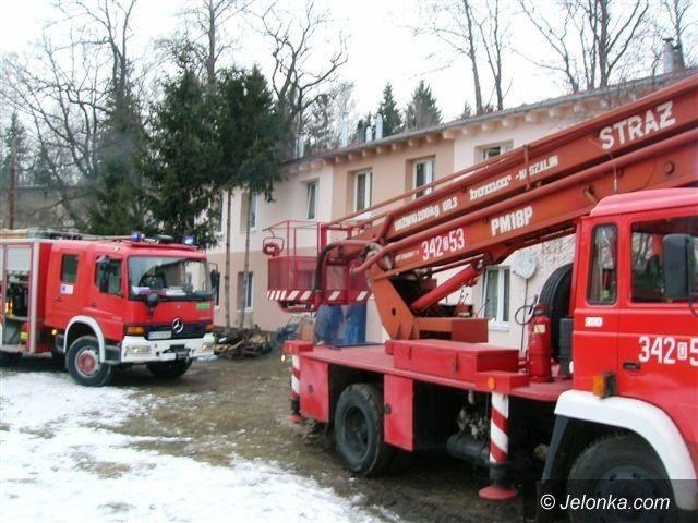 Jelenia Góra: Chora kobieta doprowadziła do pożaru. Sąsiedzi alarmowali o zagrożeniu już ponad rok temu