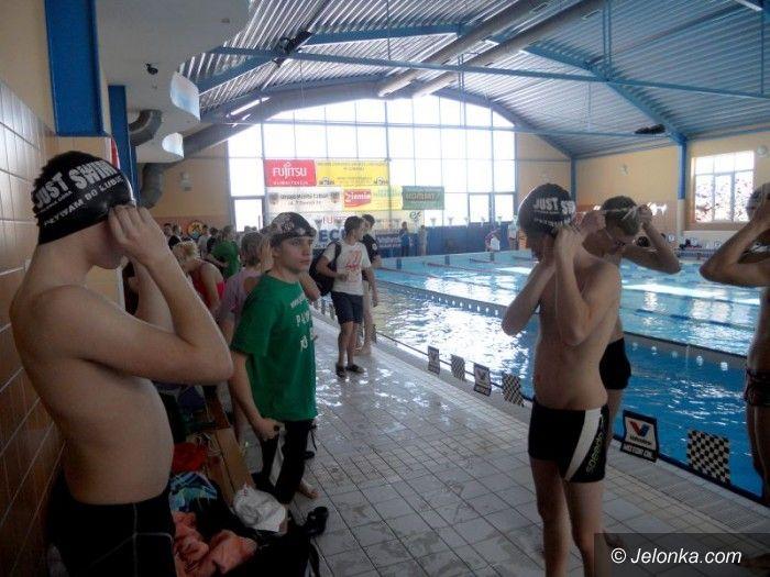 Lubań: Kolejny udany start pływaków Just Swim