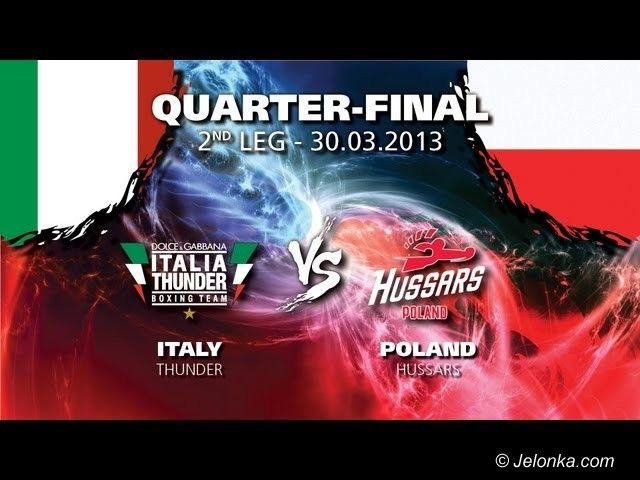 Włochy: W sobotę drugi pojedynek Zakrzewskiego w lidze WSB