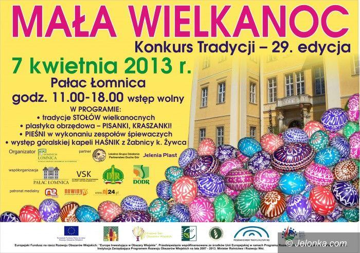 Region: Mała Wielkanoc – Konkurs Tradycji w Pałacu Łomnica