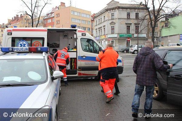 Jelenia Góra: Zderzyły się trzy samochody w Jeleniej Górze