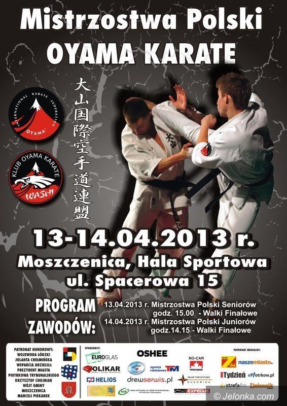 Jelenia Góra: Jeleniogórzanie wystartują w Mistrzostwach Polski Oyama Karate