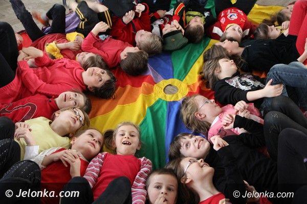 Region: Nauka niemieckiego poprzez zabawę jest super!  – mówią dzieci z Sosnówki