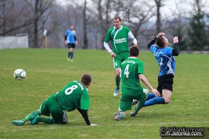 IV-liga piłkarska: Podział punktów przy Karkonoskiej