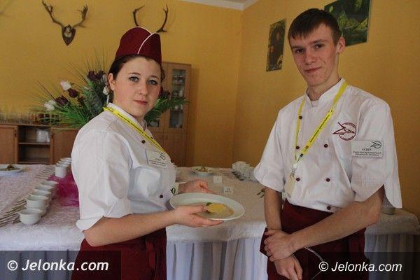 Powiat: Młodzi mistrzowie kuchni zjechali do Karpacza