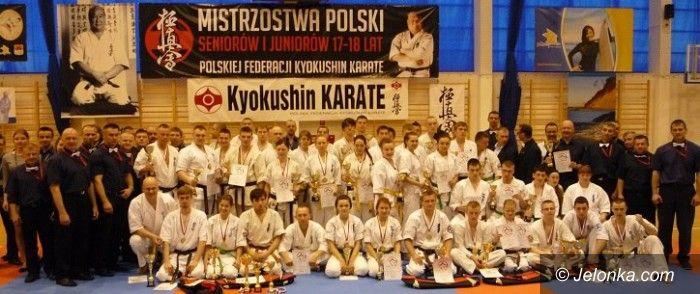 Kobierzyce/Międzyzdroje: Pracowita sobota jeleniogórskich karateków