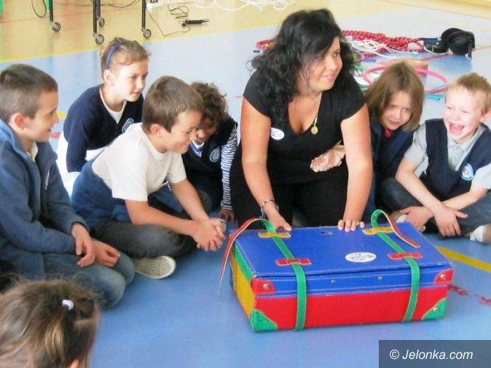 Karpacz: Zabawa z językiem niemieckim w Niepublicznej Szkole w Karpaczu