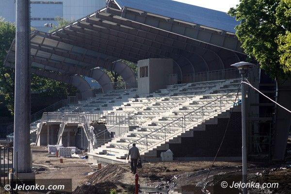 Jelenia Góra: Zatrudnieni na budowie stadionu bez wypłat!