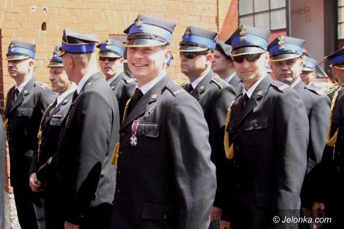 Jelenia Góra: Nasi strażacy mieli swoje święto