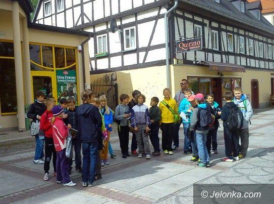 Jelenia Góra: Młodzi matematycy zmierzyli Cieplice Zdrój