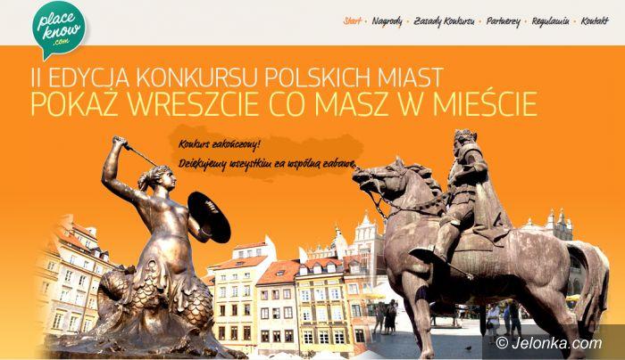 Kraj/Jelenia Góra: W konkursie polskich miast – Jelenia Góra na czele!