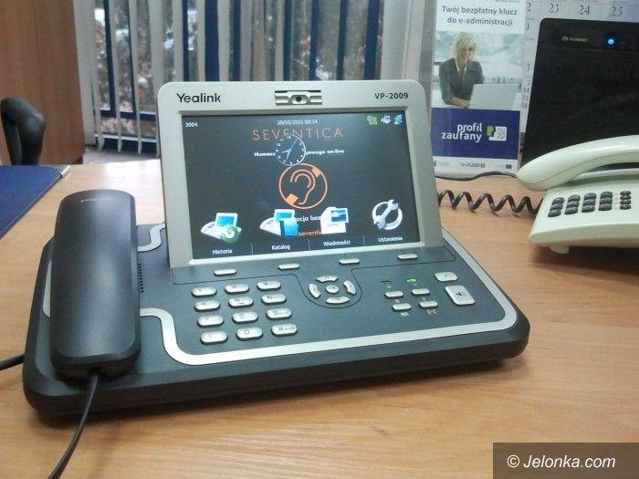 Jelenia Góra/Kraj: W jeleniogórskim ZUS–ie język migowy przez wideotelefon