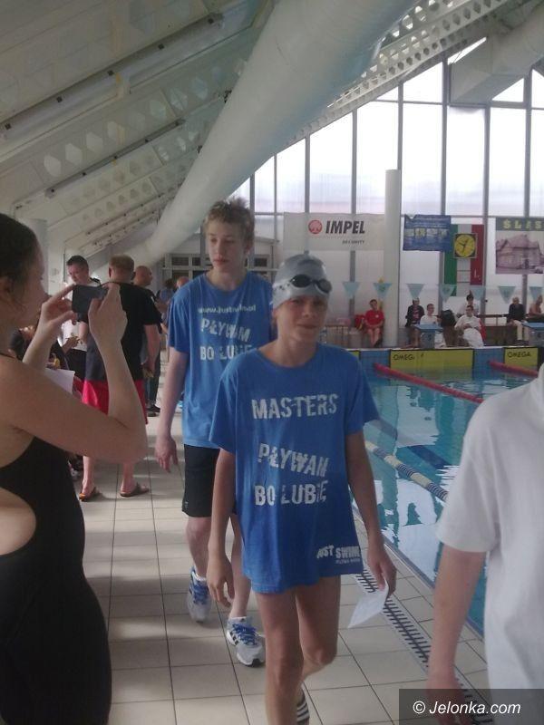 Wrocław: Pływacy Just Swim wystartowali we Wrocławiu