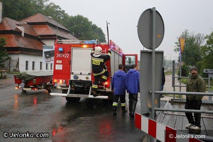 Jelenia Góra/region: Powodziowy dramat wciąż wisi w powietrzu