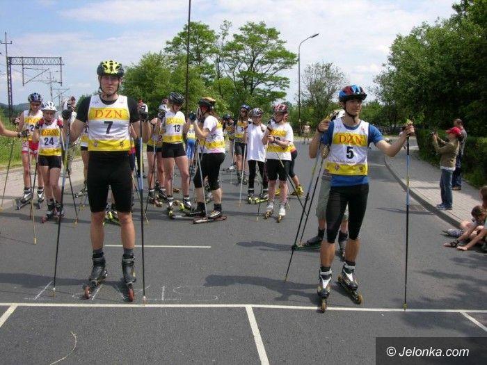 Jelenia Góra: Mistrzostwa w biegu na nartorolkach, łyżworolkach i hulajnogach