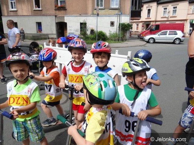 Jelenia Góra: Sportowe zmagania najmłodszych na Dni Sobieszowa