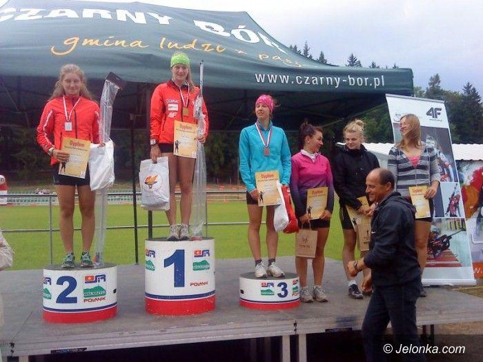 Czarny Bór: Biathloniści rywalizują w Czarnym Borze
