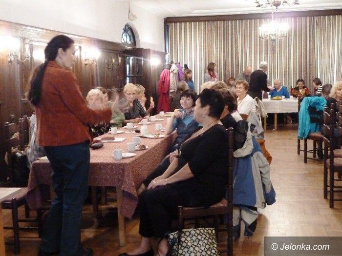 Jelenia Góra: Aktywni seniorzy o wolontariacie