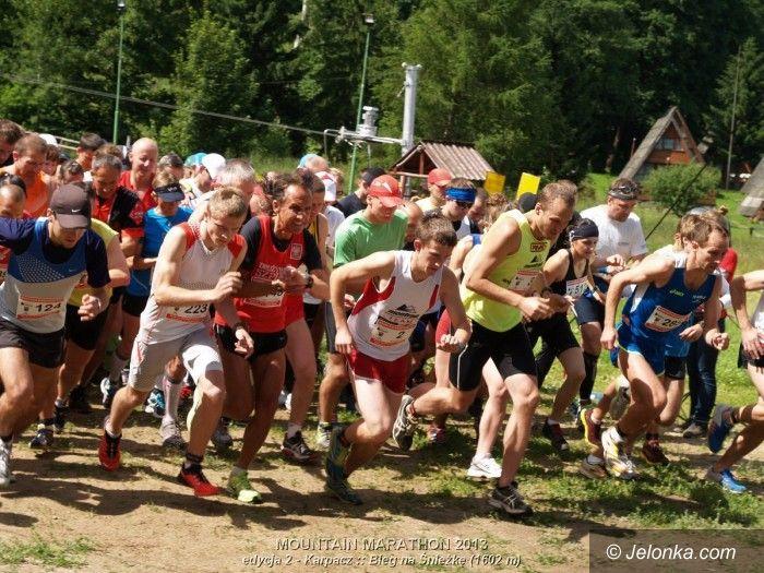 Karpacz: Moutain Marathon – Bieg na Śnieżkę 2013 – wyniki