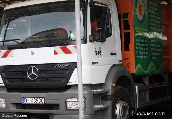 Jelenia Góra: Nasze śmieci wywiezie konsorcjum lokalnych firm