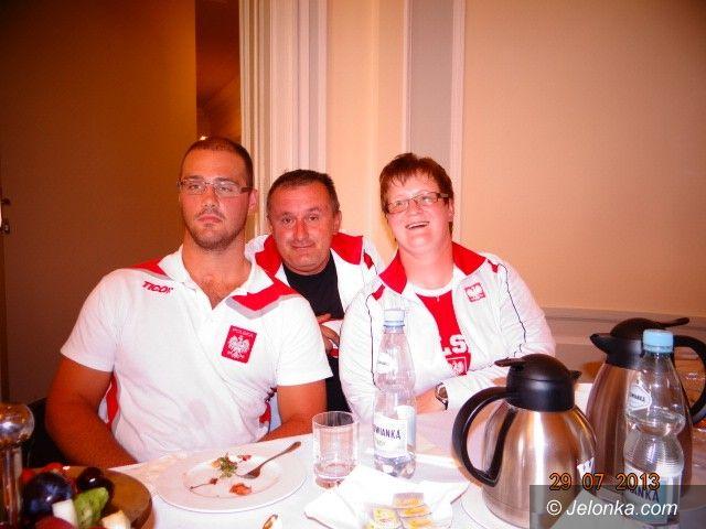 Lyon: Start Lucyny Kornobys w mistrzostwach świata