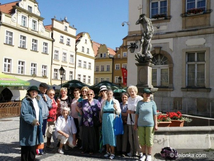 Jelenia Góra: Spacery po mieście (nie) bez barier
