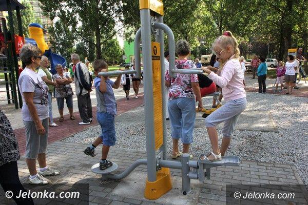 Jelenia Góra: Mieszkańcy chwalą plac rekreacyjny na Zabobrzu