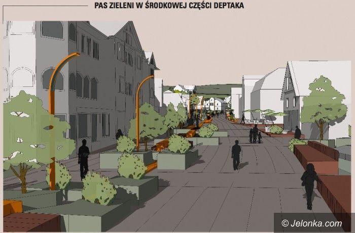 Region: Głosuj na najlepszy projekt deptaka w Karpaczu