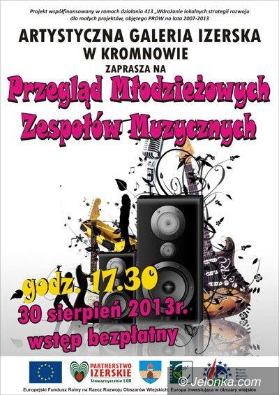 Region: Młodzi muzycy wystąpią w Kromnowie
