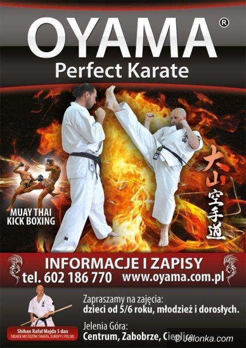 Jelenia Góra: JK Oyama Karate rozpoczyna nowy sezon treningowy