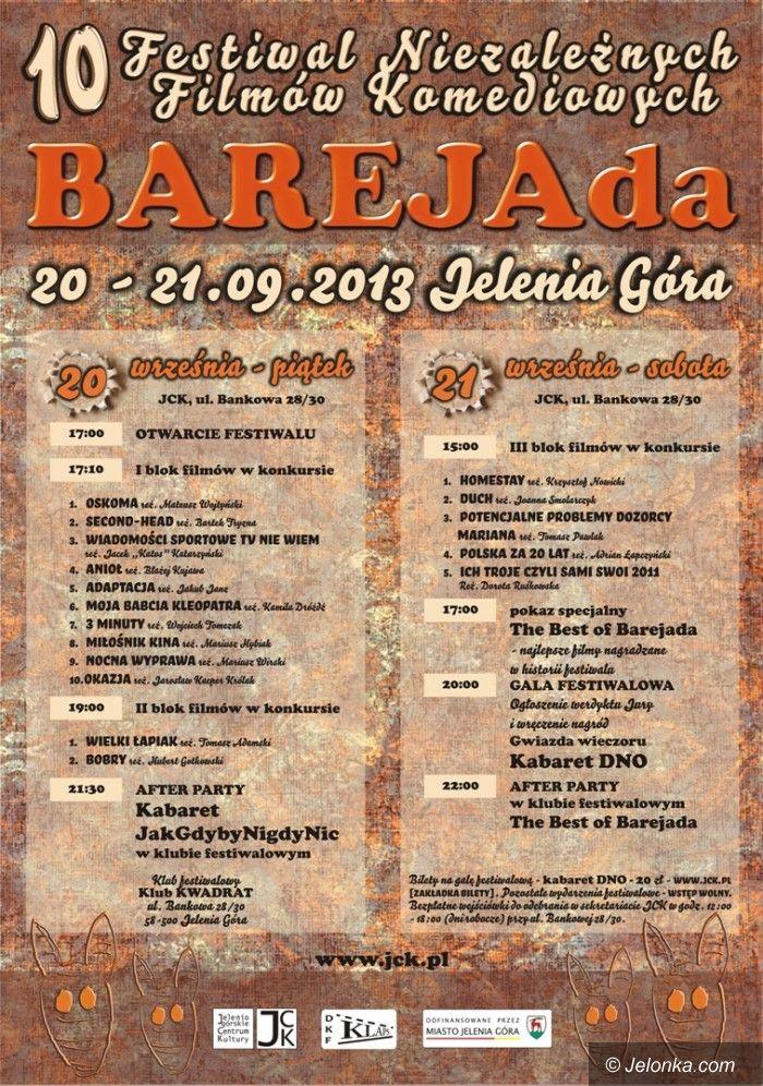 Jelenia Góra: Dzisiaj rusza BAREJADA 2013