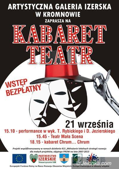 Region: Dni Kromnowa z teatrem i kabaretem