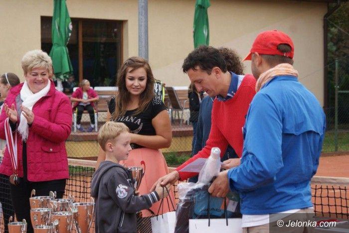 Legnica: Młodzi tenisiści z sukcesami w Kubot Kids Cup