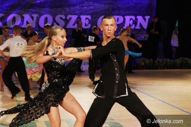 Jelenia Góra: Taneczna maestria na Turnieju Karkonosze Open