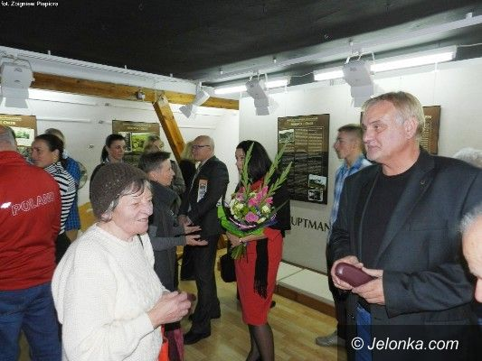 Region: Noblista i jego Karkonosze na wystawie w Karpaczu