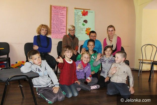 Jelenia Góra: Dzieci poznawały świat niepełnosprawnych