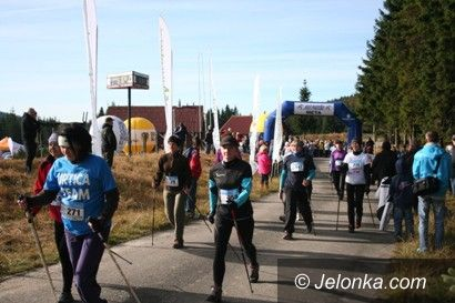 Region: Mistrzostwa pod Szrenicą w marszu z kijkami
