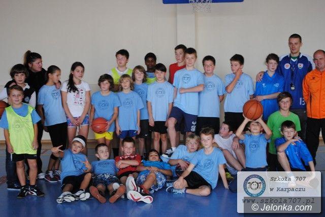 Karpacz: Młodzi koszykarze walczyli w Karpaczu