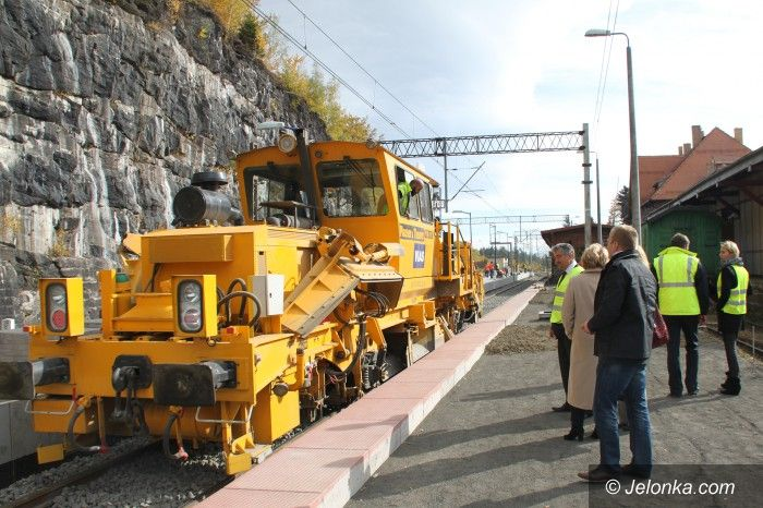 Region: Pociągi wrócą na trasę do Szklarskiej Poręby