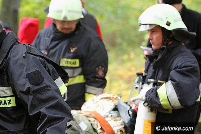 Jelenia Góra/Region: Akcja ratunkowa na masową skalę