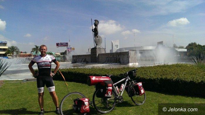 Jelenia Góra/Meksyk: Damian Drobyk już w Meksyku – kolejna relacja